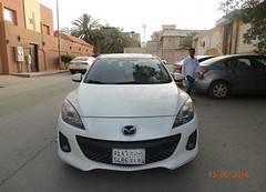 Mazda - Mazda 3 - 2012  (saudi-top-cars) Tags: