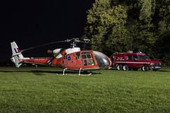 Westland SA.341D Gazelle HT3 - 46 (NickJ 1972) Tags: night photo shoot photoshoot aviation nightshoot p gazelle westland squadron aerospatiale ht3 bournepark sa341 xx406 gcbsh
