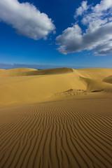 A portrait of Maspalomas (snowyturner) Tags: grancanaria clouds evening sand dunes atlantic ripples canaries maspalomas