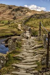 Slaters bridge (shellyparente) Tags: bridge england nature landscape countryside outdoor cumbria