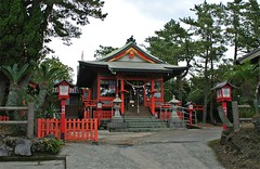 shrine (gwilli) Tags: animated gif wiggly japan japan2014 sakurajima