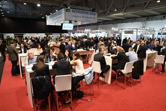 MAPIC ITALY 2016 - ATMOSPHERE - INSIDE VIEW - EXHIBITION AREA (mapicworld) Tags: italy milano networking visitors