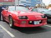 Chevrolet Camaro Z28 C925KGO (Andrew 2.8i) Tags: muscle classic american iroc irocz camaro chevrolet chevy classics in cardiff show car z28 pony sports sportscar red redcar all types transport