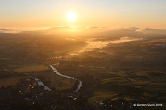 IMG_1171 (ppg_pelgis) Tags: ireland summer sunrise landscape flying northern ppg arial tyrone omagh notadrone