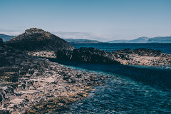 (milie.b) Tags: uk greatbritain travel sea seascape travelling nature water scotland travels pentax unitedkingdom caves isleofmull cave volcanic mull isle basalt staffa vsco pentaxians vscofilm pentaxk3 emiliebarbier