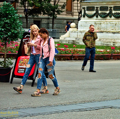 Double / Duplirano (mardukkk) Tags: street city urban streets nikon europe serbia grain belgrade beograd srbija ulice ulica europeancities nikoneurope nikonserbia