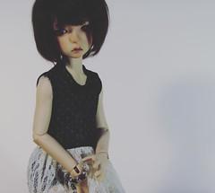 crybaby #bjd #dollsofinstagram #dollstown (`singull) Tags: dollstowndeogi dollstown bjd