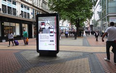 Site Audits 2016 Image 186 (OUTofHOME.net) Tags: ooh dooh uk billboards posters july2016 hsbc