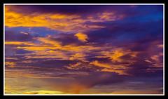 Clouds (veggiesosage) Tags: sunset sky clouds fujifilm x20 fujifilmx20
