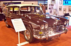 163 Humber Super Snipe (Series V) Estate (1965) (robertknight16) Tags: british 1960s coventry humber rootes snipe supersnipe nec2013 hlb676c