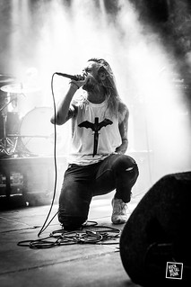 25-06-2016 // While She Sleeps at Jera On Air // Shot by Jurriaan Hodzelmans