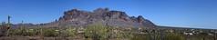 Superstition Mountain Panorama (Stan Celestian) Tags: caldera superstitions superstitionmountains resurgentcaldera