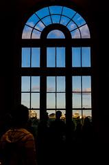 David Jones Building - window I (nikabuz) Tags: australia nsw nikond7000 sydney sydneyarchitecturefestival sydneyopen2012 victorzubakin architecture buildings longexposure nikabuz tripod