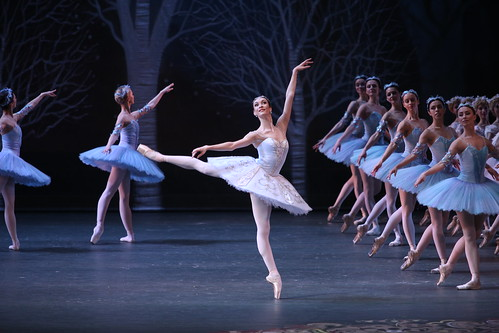 How does the Bolshoi's diverse ballet repertory inspire its identity?