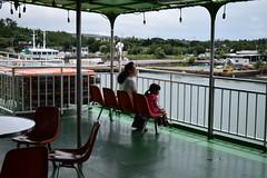 Snap on a ferry (junjunohaoha) Tags: kagoshima sakurajima japan nikon d5300