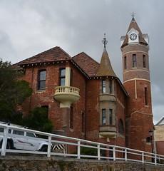 Former Albany Post Office, Western Australia (contemplari1940) Tags: albanywesternaustralia postoffice jamesmanning customhouse courthouse sydney bluestone johnnormanalbany