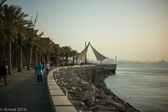Kuwait Scientific Center (KSC) walk... (EHA73) Tags: summiluxm11450asph leica leicamp typ240 kuwait salmiya scientificcenter walk streetphotography sea