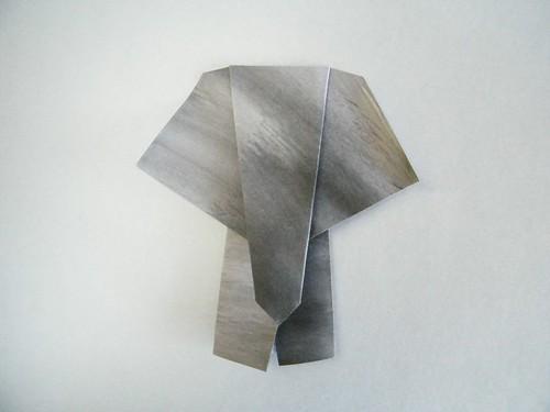 7 fold, 2 piece Elephant - Dave Mitchell