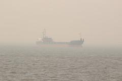 Ships (Therapics) Tags: sunset sea water canon boot eos boat ship nederland zee vlissingen cadzand schip vlaanderen zeeuws vrachtschip 600d
