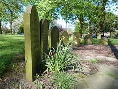 The Re-interred 1 (Deadman's Handle) Tags: grave graves gravestones southerncemetery