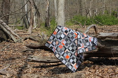 Turboprop Quilt Gift (Modern Quilting by B) Tags: paper quilt machine foundation quilting piece tutorial turboprop pieced freemotion