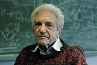 Jack Steinberger Nobel Prize Winning Physicist