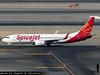 SpiceJet | Boeing 737-800 | VT-SGJ | Cumin | DXB