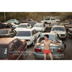 แกๆ เสื้อผ้าหายไปไหน โดนปล้นหร๋าาาา @mai_mbg  #วรกร #voragornmodel #voragor