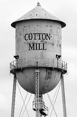 DSC_1509 (jakedrzewiecki) Tags: world new 2 two tower mill water museum orleans louisiana war neworleans wwii watertower cotton ii nola worldwar cottonmill