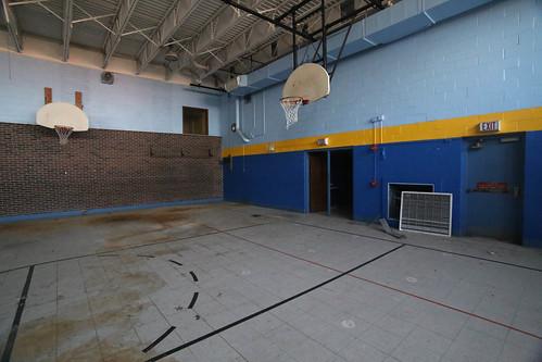 Webster School Gymnasium
