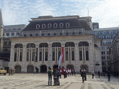The Guildhall Art Gallery, the City of London (Phil Masters) Tags: london cityoflondon guildhall guildhallartgallery theguildhall 16thapril londonguildhall april2015 guildhallofthecityoflondon thelondonguildhall theguildhallofthecityoflondon theguildhallartgallery