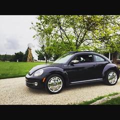 Todays chase car. #Turbo #Beetle #FenderEdition #FenderAudio #VW #Volkswagen (reg.vorderman) Tags: volkswagen vorderman vordermanvolkswagen httpvordermanvolkswagencom