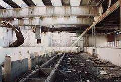 Derelict SIACE Paper Factory, Sicily#4 (Architettura Povera as Arte Povera ( Poor Architec) Tags: art abandoned architecture ruins industrial sicily derelict catania imperfection corruption asbestos artepovera fiumefreddo