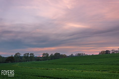 Sweffling Sunset-1088-HDR-3.jpg (Bob Foyers) Tags: sunset sky suffolk woods canon5d feild 1740mml sweffling