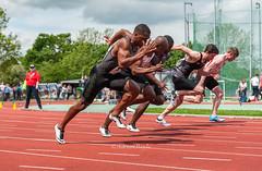 DSC_1207 (Adrian Royle) Tags: people field sport athletics jump jumping nikon track action stadium running run runners athletes sprint throw loughborough throwing loughboroughuniversity loughboroughsport