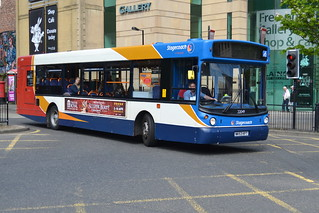 Stagecoach MAN 18.220 22049 NK53KFT - Newcastle upon Tyne