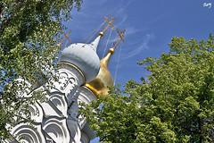 La catedral de San Nicols. (svet.llum) Tags: arquitectura catedral iglesia paisaje rusia mosc