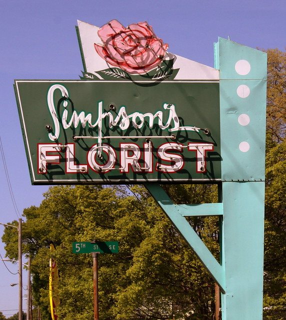 Simpsons Florist - Decatur, AL