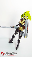 Attack on Titan custom character 55 (shirokeima) Tags: diy lego attack titan on moc mikasa shingeki