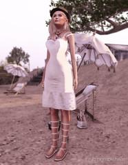 Island time (Heidi Volare ) Tags: reverie thearcade boldbeauty justdesign truthhair justdesigns theplastik catwahead