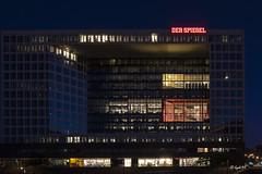 DER SPIEGEL (hph46) Tags: germany deutschland sony hamburg nachtaufnahme norddeutschland derspiegel alpha7r