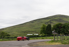 Glen Esk M3W-14512 (Cal Fraser) Tags: car scotland unitedkingdom gb morgan 3wheeler threewheeler glenesk m3w
