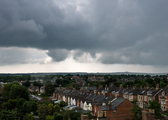 178=366 Storm Approaching - 366 Project 2 - 2016 (dorsetpeach) Tags: storm clouds thunderstorm 365 thunder dorchester 2016 366 aphotoadayforayear 366project second365project