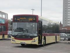 East Yorkshire 392 BU16OYE Hull Interchange on 122 (1280x960) (dearingbuspix) Tags: 392 eastyorkshire eyms bu16oye