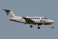 168205.PIK050616 (MarkP51) Tags: 168205 beech uc12w usmc usmarines military transport prestwick airport pik egpk scotland aviation aircraft airplane plane image markp51 nikon d7200