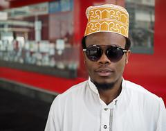 Hamad (jeffcbowen) Tags: street portrait toronto sunglasses tanzania stranger hamad