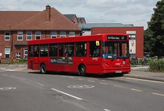 Rare Working: Route 117, Abellio London, 8470, HX04HTV (Jack Marian) Tags: bus london buses nimbus dennis dart caetano staines 8470 dennisdart route117 westmiddlesexhospital caetanonimbus abelliolondon hx04htv oddworking