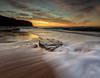 Turi velvet (Mike Hankey.) Tags: colour sunrise focus published lowtide turimetta