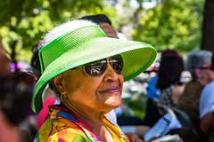Granny! (frotographs) Tags: grandma hat grandmother granny ladie