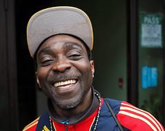 King (jeffcbowen) Tags: street toronto king stranger kensingtonmarket thehumanfamily